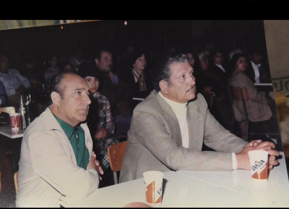 Elías Chucair y Marcelo Berbel