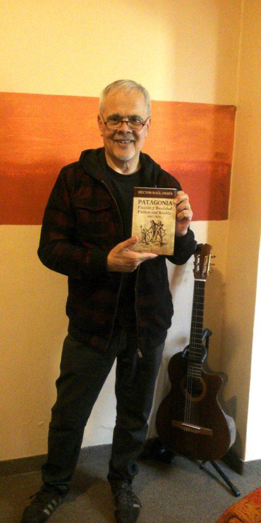 22 de agosto: recién recibí mi libro (2a Edición). Las primeras presentaciones serán en Perito Moreno y Puerto Deseado.